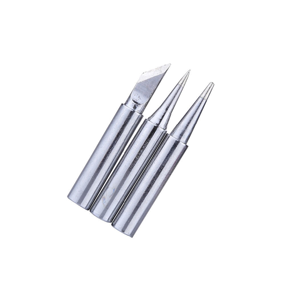 3pcs/lot 900M-T Soldering Tip Welding Soldering Tools Solder Iron Sting For Hakko 936 Station