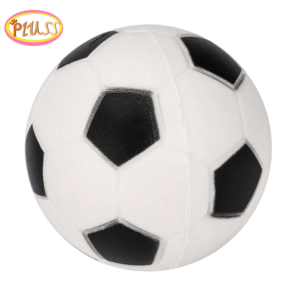 Squishy Football Ball Anti Stress Toys Basketball Squishies Slow Rising PU Foam Squeeze Skuishy Scented Birthday Gift