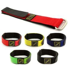 For Nylon Adjustable Watch with Color Sports Replacement Wristband Wrap 20MM Universal for Smart Wacth