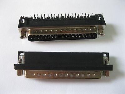 DB25 25pin RS-232 Adattatore Donna Porta Seriale Interfaccia breakout board NUOVO