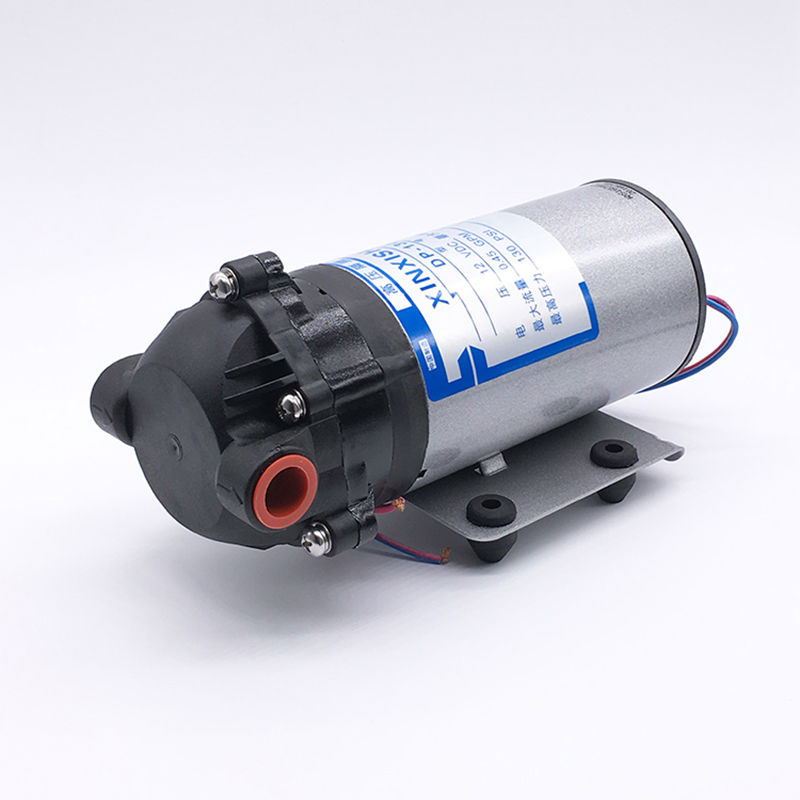Micro Diaphragm Vacuum Water Pump DP-130 DC 24V CE Passed Self-suction pumps Corrosion Resistance Can Dry Operation Marine Boat free shipping gz 35b 12 12 24v dc 160w double head diaphragm vacuum pump with 70l min vacuum flow