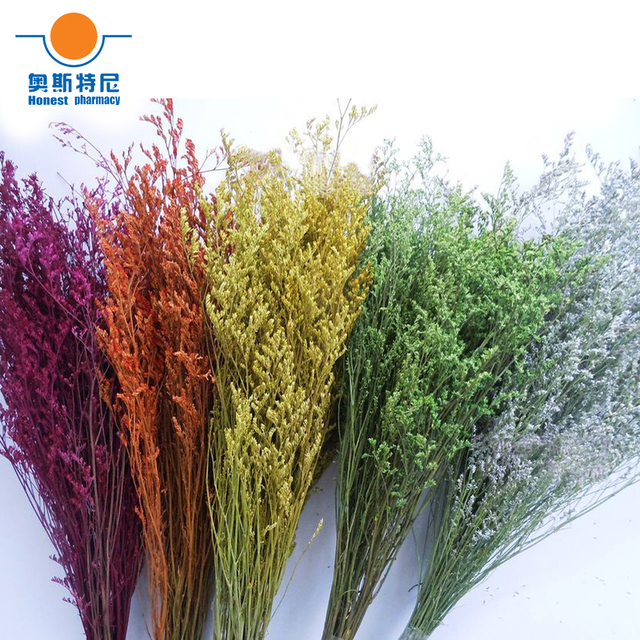 dried natural flower bouquets natural dried Lovergrass flower ...