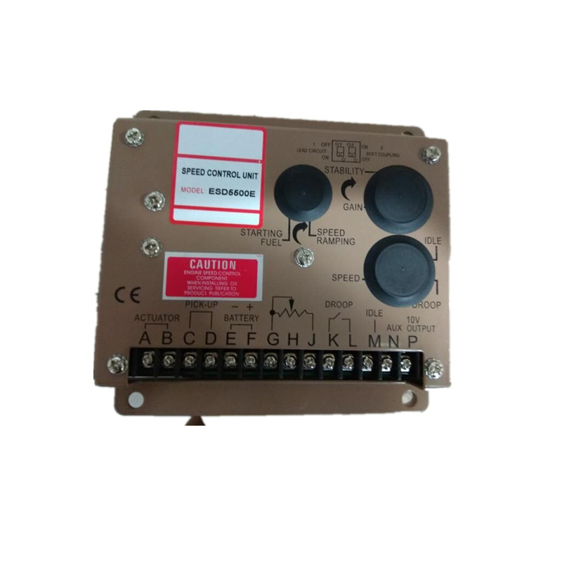ESD5500E diesel generator speed control unit ESD5500E  (all parts Made in CHina )