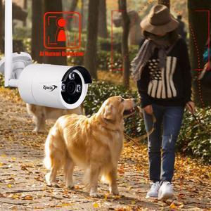 Image 2 - Zjuxin 1080P WIFI 옥외 사진기 당신의 가정 안전을위한 1920*1080 무선 IP 사진기 iCSee P2P 3.6mm 렌즈