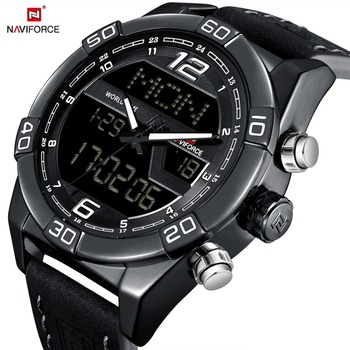 NAVIFORCE 9128 New Luxury Fashion Quartz with box