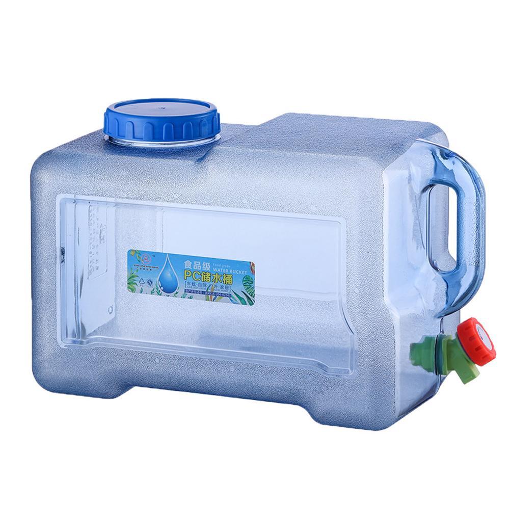 nova 18l bpa livre balde de agua reutilizavel beber saco de agua ao ar livre de