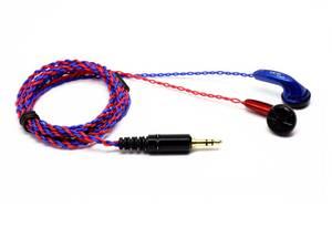 Image 3 - TY Hi Z AWK F150TS 150ohm 고 충실도 이어 버드 플랫 헤드 이어폰