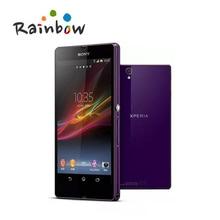 "Original sony xperia z l36h c6603 teléfono móvil 5.0 ""pantalla táctil quad-core 2g ram 16 gb rom envío libre"