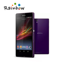 Original Sony Xperia Z L36h C6603 Mobile phone 5.0″TouchScreen Quad-Core 2G RAM 16GB ROM  Free Shipping