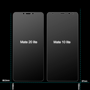 Image 3 - Tempered Glass for Huawei Mate 20 Lite Mate 10 Lite Screen Protector 9H  Protective Safety Glass for Huawei Mate 20 Lite Glass