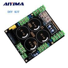 Aiyima выпрямитель фильтр питания плата защиты динамиков DIY Kit усилитель