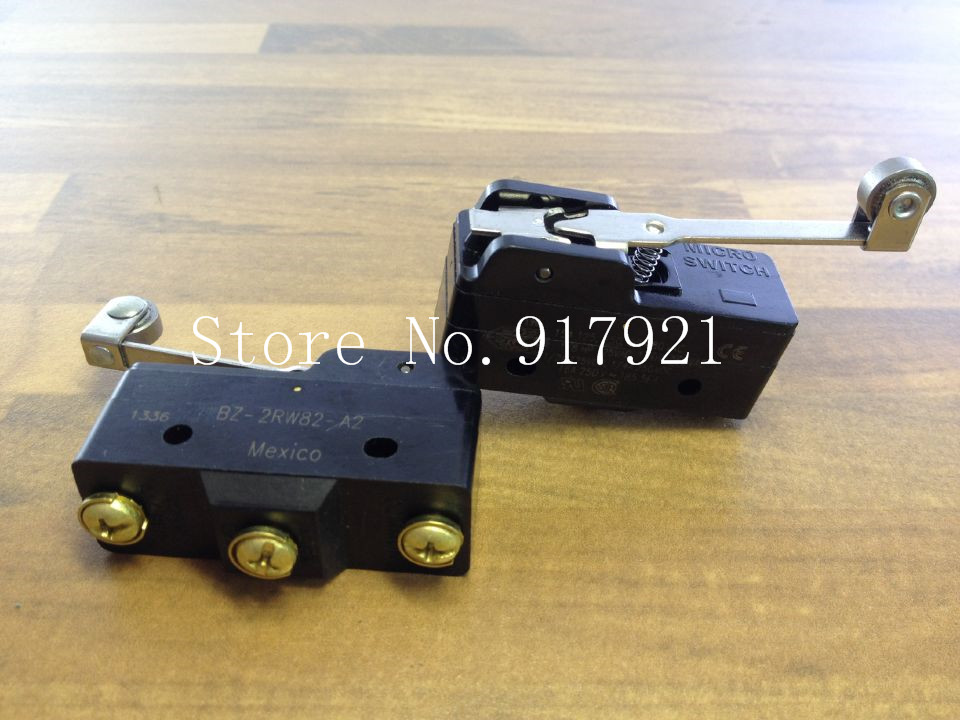 [ZOB] The United States travel MICRO SWITCH Honeywell BZ-2RW82-A2 import limit switch  --10PCS/LOT