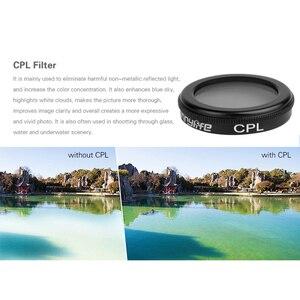 Image 4 - Para MAVIC2 Zoom Câmera de Vidro Óptico Filtro de Densidade Neutra Conjunto Para DJI Mavic 2 Zoom Lentes Filtros CPL UV Zangão acessórios