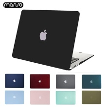 MOSISO Crystal/Matte Hard Case Protect For Macbook Air Retina Pro 13 15 with/out Touch Bar A1706 A1707 A1990 AIR 2018 A1932
