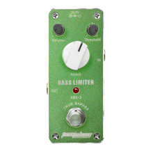 Aroma Tom'sline ABL-3 Bass Limiter Mini Guitar Effect Pedal Analogue Effect True Bypass