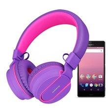 Bluetooth Cute Headphone for Girl Women Earphone Best Headphone Wireless for TV Computer Smart Phone Sony Meizu MP3 Player China