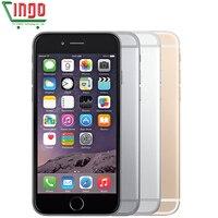 Оригинальный Apple iPhone 6 Plus IOS 16/64/128 ГБ Встроенная память 5,5 дюймов ips 8.0MP отпечатков пальцев 4G LTE смартфон WI FI gps б/у iPhone 6 Plus