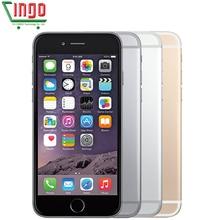 Оригинальный Apple iPhone 6 Plus IOS 16/64/128 GB Встроенная память 5,5 дюйма ips 8.0MP отпечатков пальцев 4G LTE смартфон WI-FI gps используется iPhone 6 plus