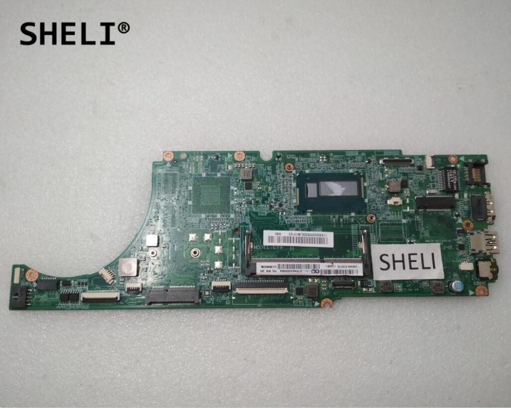 SHELI For U430 Motherboard with I5-4200U cpu DA0LZ9MB8F0 90003338