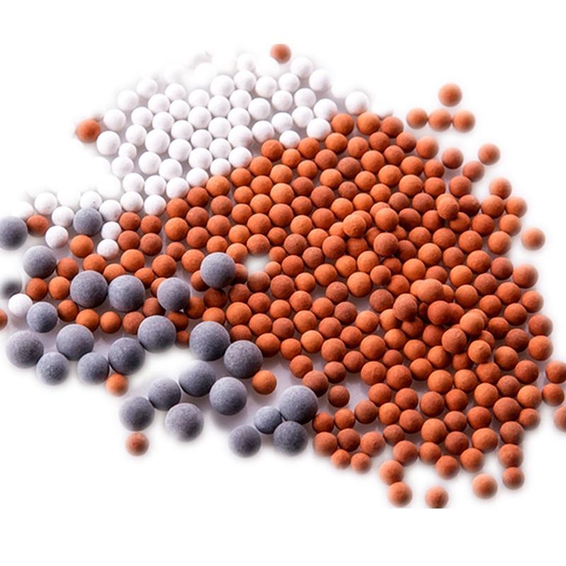 Magic Stone Replacement Shower Filter Media Contain Anion Energy Ball, Far Infrared Ball,Germanium Bath Ball