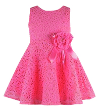 13 Different Colors Kids Clothes Baby Girls Dress Princess Floral Bottom Rose Petal Hem TuTu Color Cute