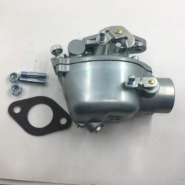 US $85 99 |SherryBerg Heavy Duty 8N9510C Carburetor Carb for Ford Tractor  2N 8N 9N Marvel Schebler carburettor carby free shipping-in Vintage Car &