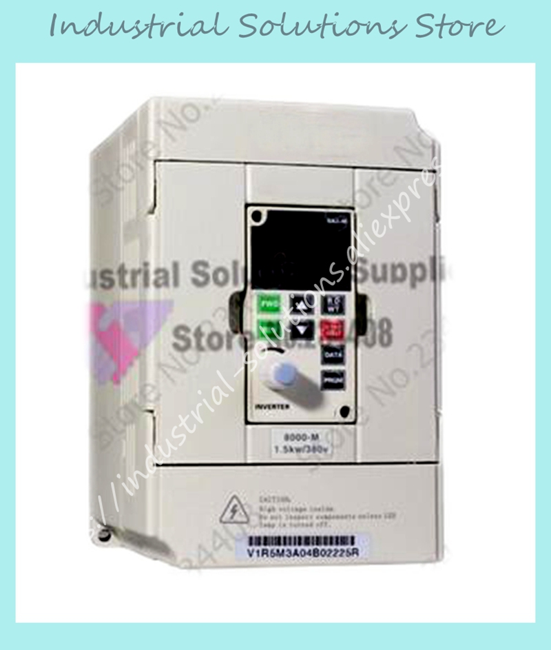 Inverter 8000 Series VR75M1 0.75kw 220v New new lp2k series contactor lp2k06015 lp2k06015md lp2 k06015md 220v dc