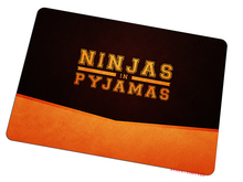 ninjas in pyjamas mouse pad 2016 new pad to mouse computer mousepad Adorable gaming padmouse gamer to laptop keyboard mouse mats