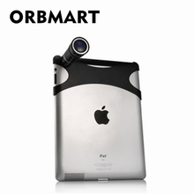 ORBMART 10X Optical Zoom Telescope Camera Lens With Case For iPad 2 3 The New Ipad (Black)