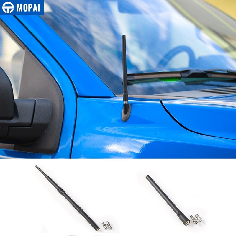 MOPAI Car Styling Antenna for Ford F150 2009+ Auto FM AM Radio Signal Modify 2015+ Accessories