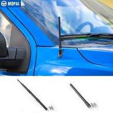 MOPAI Car Styling Antenna for Ford F150 2009+ Auto FM AM Radio Signal Modify 2015+ Accessories