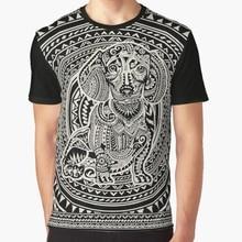 All Over Print 3D Women T Shirt Men Funny tshirt Polynesian Dachshund  Graphic T-Shirt ba2e5a01a1c9