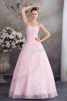free shipping dresses are wedding 2016 fantasias handmade custom size lace up bride cinderella embroidery wedding dress pink