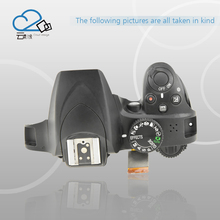 D3400 Top cover with flash and shutter button for Nikon