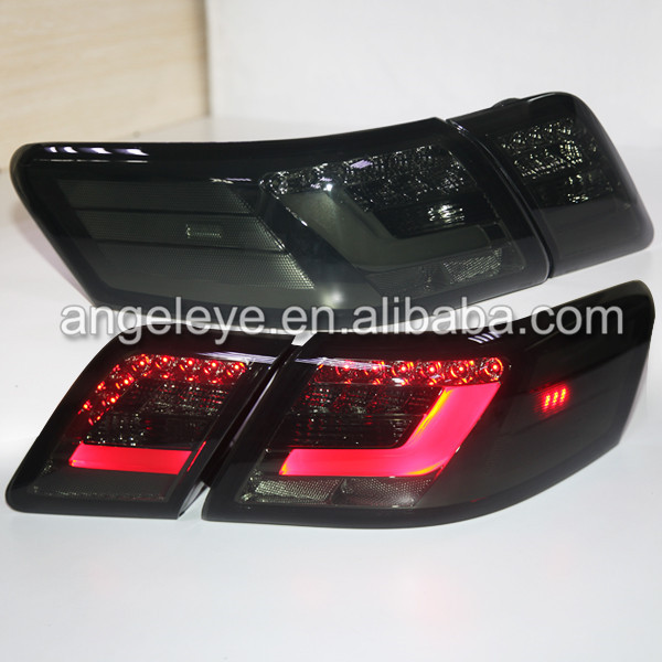2006-2009 Year  for toyota Camry V40 LED Tail Lamp back light Smoke Black Color   for North American Version 2014 2015 year camry v55 led bumper light for toyota v1