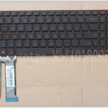 Value Layout English-Keyboard Backlit Asus G551 for Money New