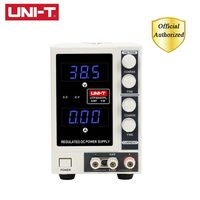 UNI T UTP3315TFL DC Power Supply Single channel 3 Digits Display Voltage Current Limitation Output 30V 5A Power Source