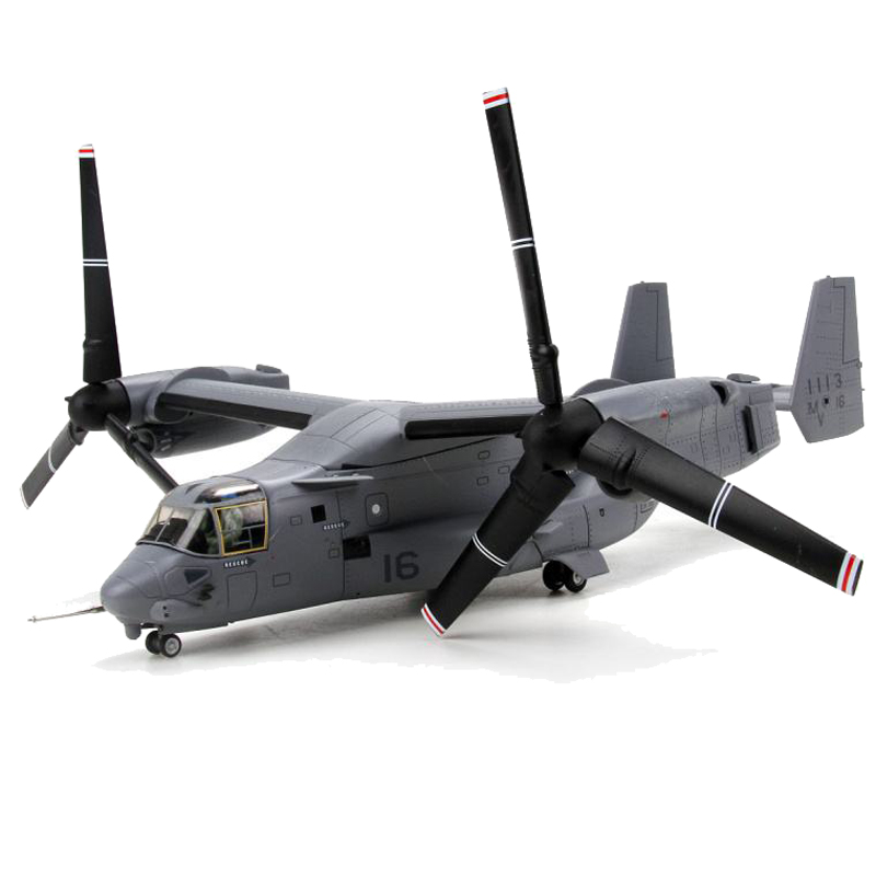 Вертолет Osprey V22 США ВВС военно-транспортный самолет 2,4 г 4Ch удаленного Управление Drone Модель RTF электронные игрушки хобби