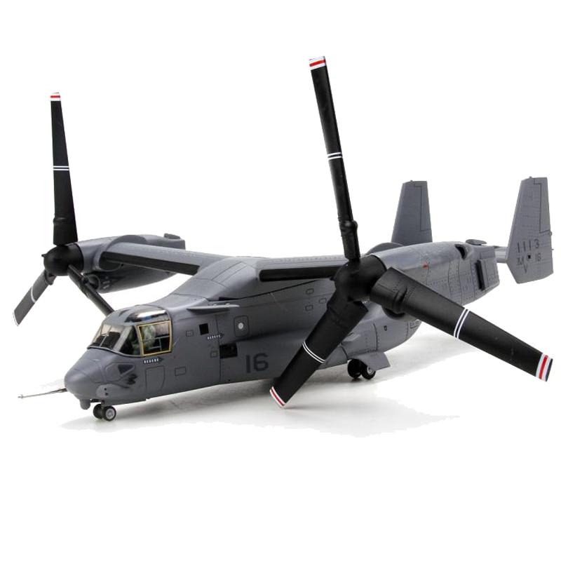 RC Hélicoptère Osprey V22 US Airforce Avions de Transport Militaire 2.4g 4Ch Télécommande Drone Modèle RTF Électronique Passe-Temps Jouet