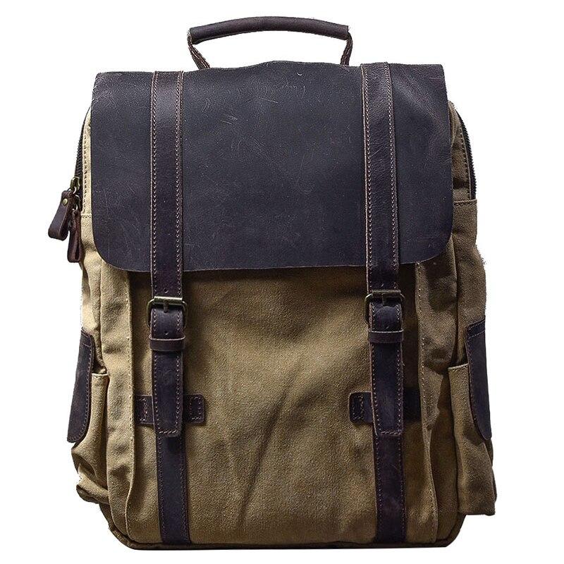 BOPAI, брендовый Многофункциональный рюкзак для путешествий, сумка, большая вместительность, наплечная сумка, рюкзак для ноутбука, модный муж... - 5