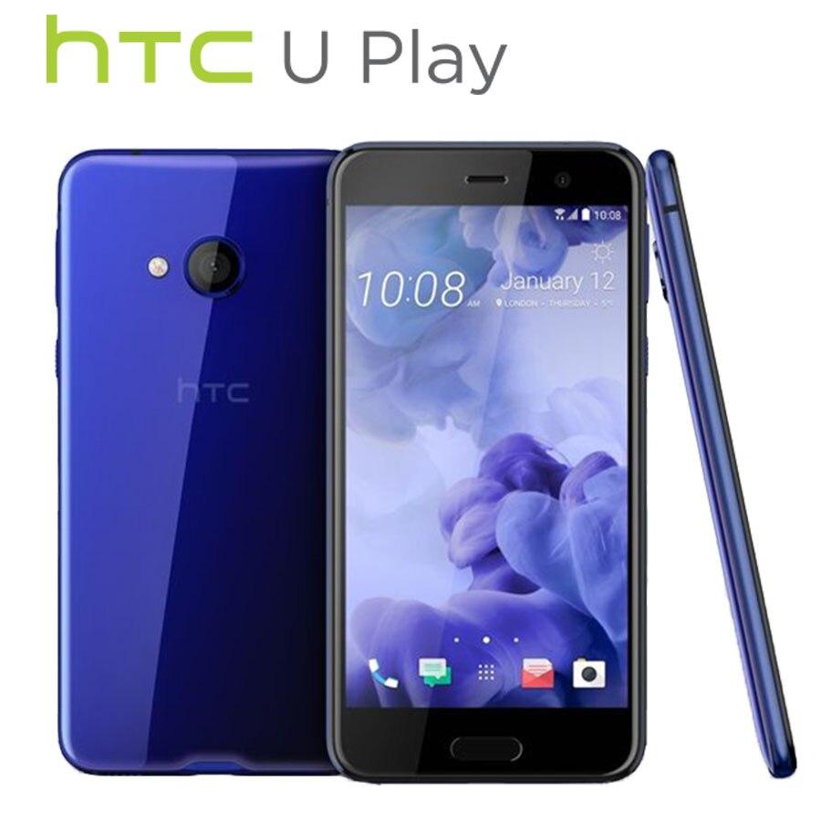 Global Versão HTC U Jogar LTE 4G Telefone Móvel Android 5.2
