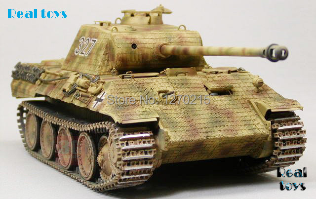 US $17 5 |RealTS TAMIYA 35065 1/35 scale tank GERMAN PANTHER TANK Assembly  Model kit Modle building scale tank vehicle kits-in Model Building Kits