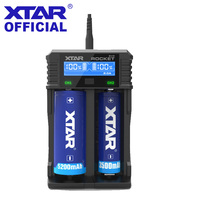 XTAR SV2 Charger SV2 Fast Quick Charging For 10400 32650 Batteries 26650 18650 Battery Chargers XTAR SV2 VS XTAR VC2 USB Charger