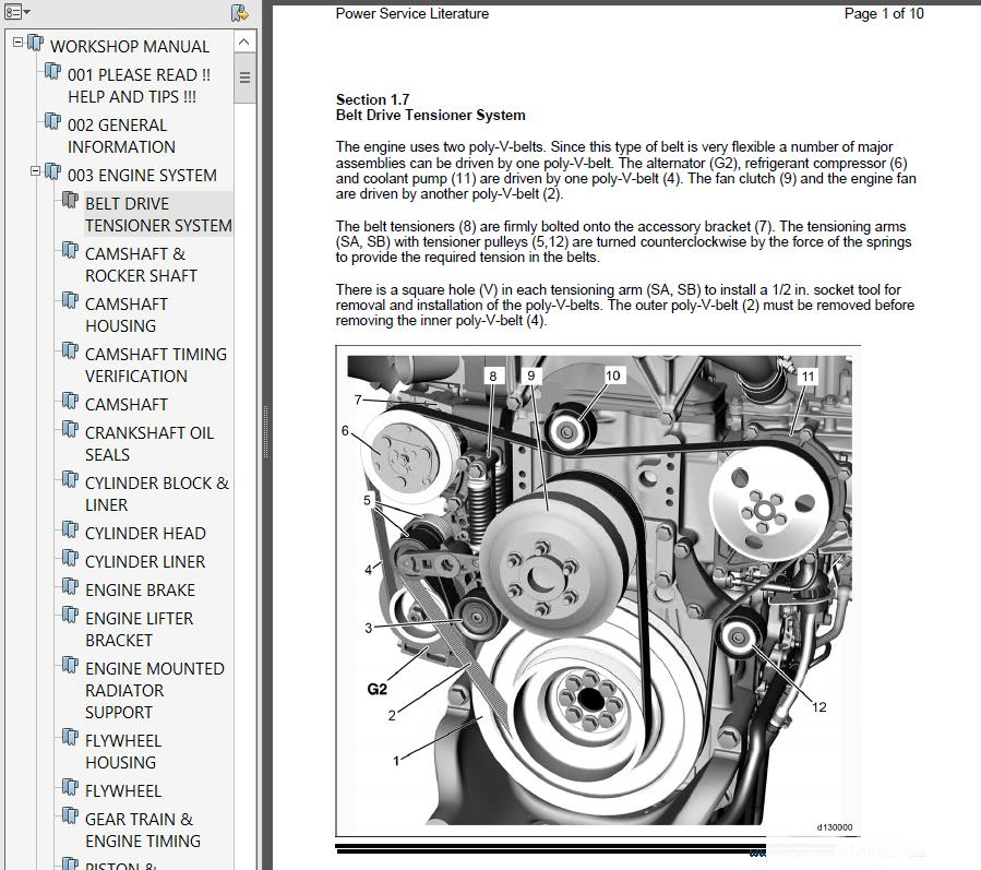 US $60 8 24% OFF|Detroit Diesel Engine DD15 Power Service Literature PDF-in  Software from Automobiles & Motorcycles on Aliexpress com | Alibaba Group