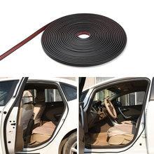 Уплотнительная лента для автомобильных дверей резиновая уплотнительная