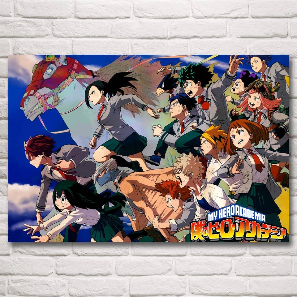 Japanese Anime Art Silk Poster Print 12x18 24x36 inch Samurai Champloo