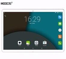 MOOCIS Nova 10.1 Polegada Android 6.0 Phablet Tablet PC Tab Octa Core 2GB 32GB 1920*1200 IPS 4G LTE Phone Call Dual SIM Car