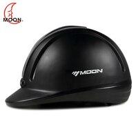 DECATHLON FOUGANZA Half Covered Equestrian Helmet Horse Racing Helmet For Riding Horse For Women Men Or