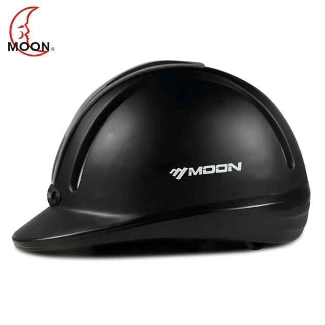 MOON Half-covered Equestrian Helmet & Horse Riding Helmet for Riding Horse Helmet  Women Men or Children