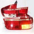 2007-2010 Год, для BMW X5 E53 LED Задние Фонари Красный Цвет